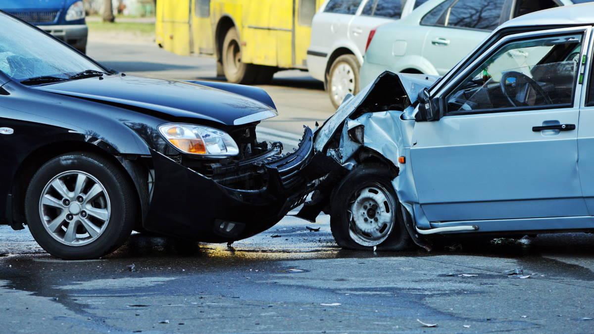 Авария автоавария ДТП
