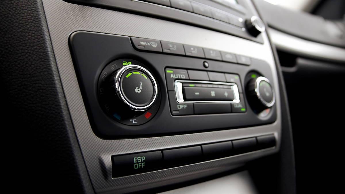автомобиль система климат контроля