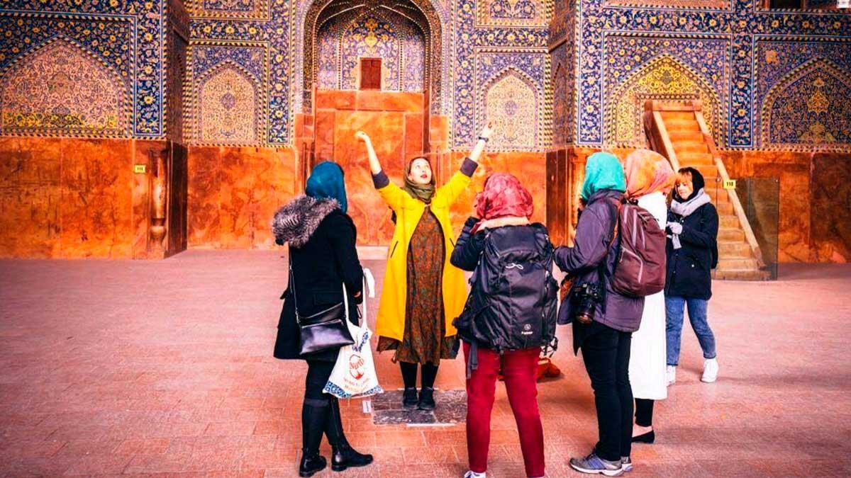 Экскурсия по Ирану