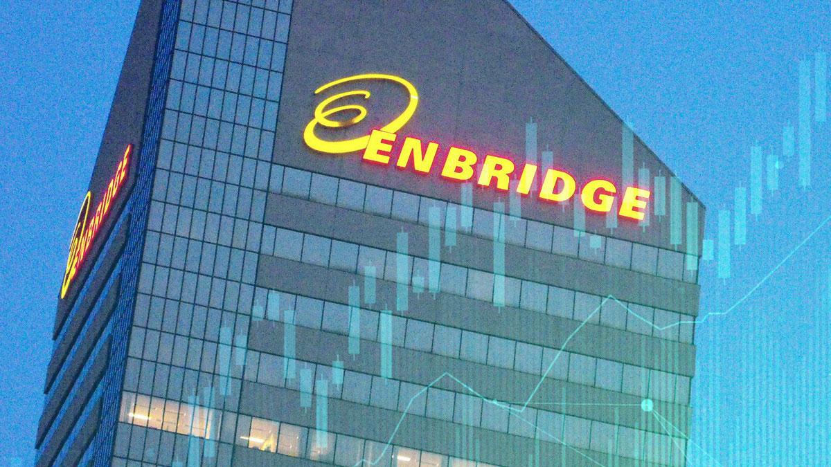 Enbridge Канадское предприятие энергетического сектора