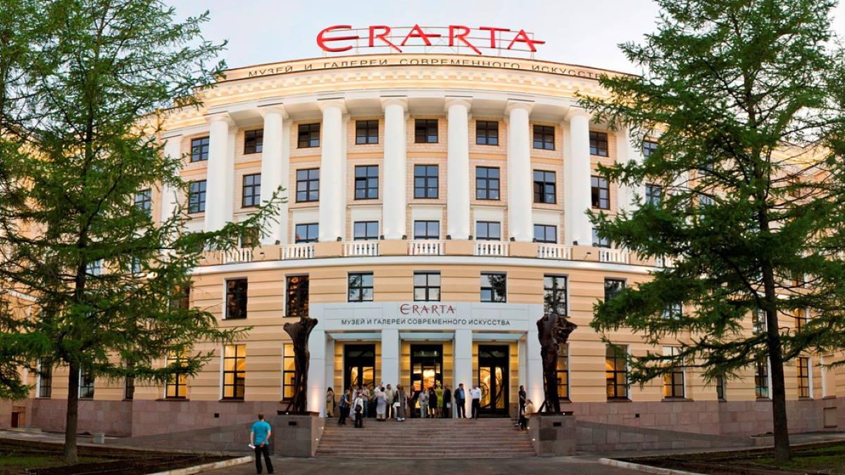 Эрарта музей современного искусства