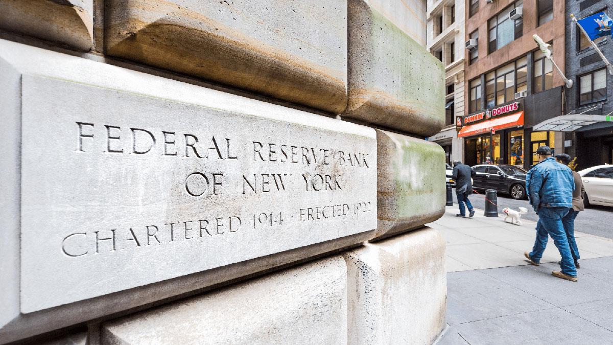 Федеральная резервная система США здание