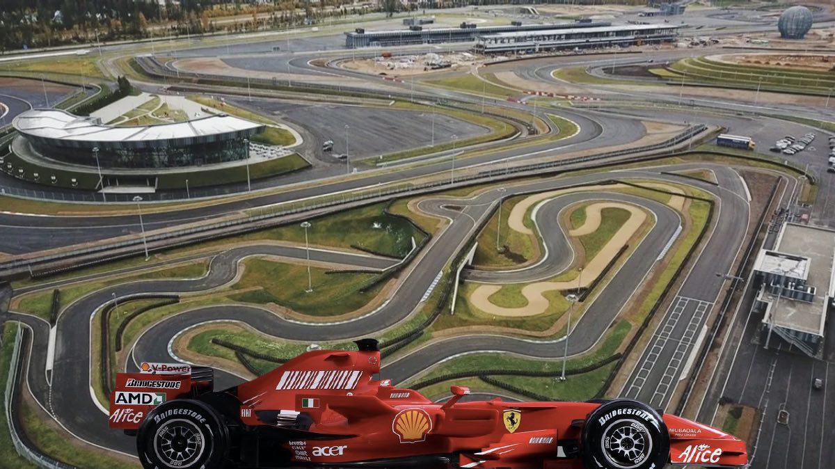 Гонки Формулы-1 будут проходить на трассе Игора Драйв