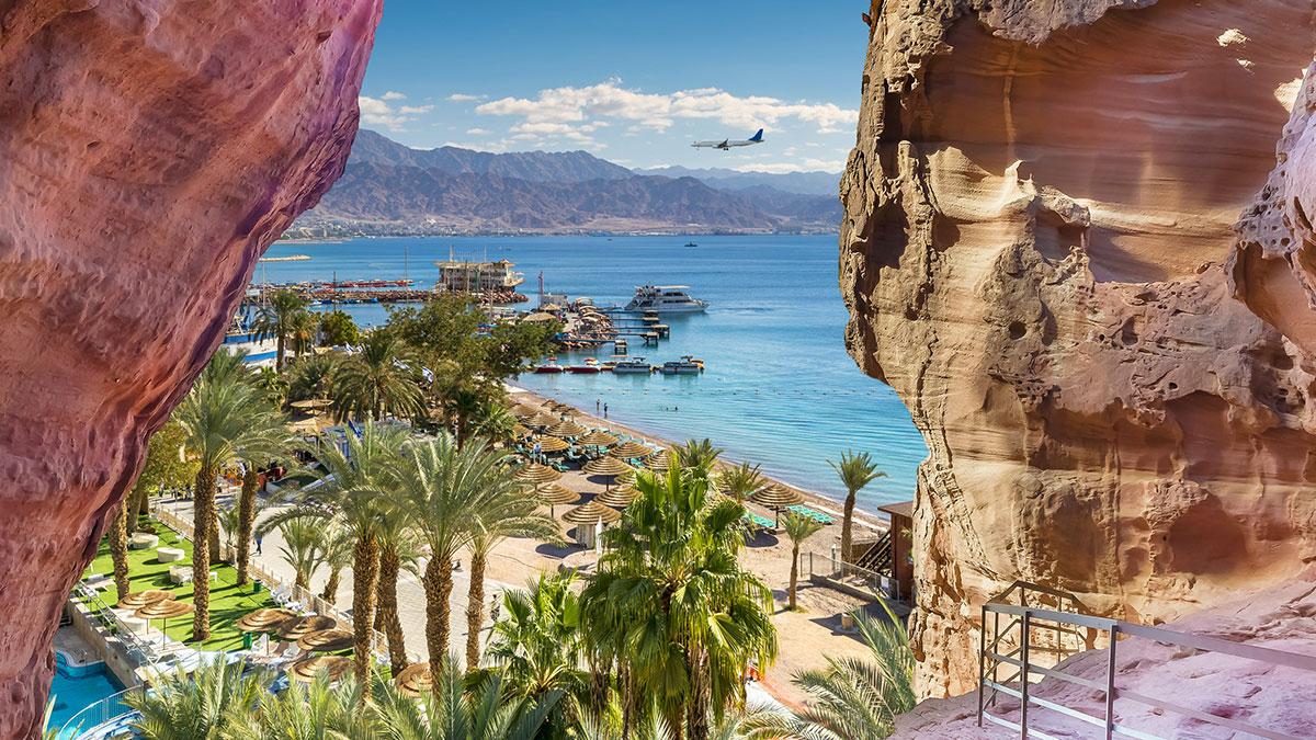 Иордания пляжи туризм