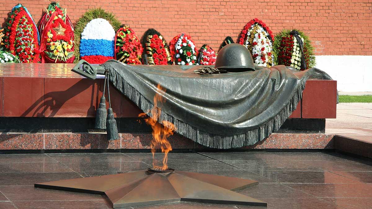 Мемориал Неизвестного Воина в Москве