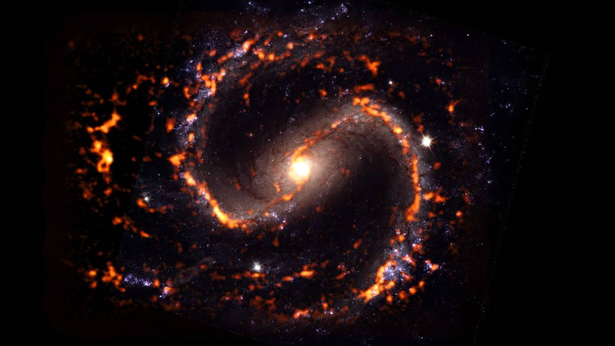 Галактика NGC4535