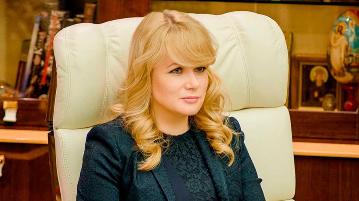 Наталья Сергунина