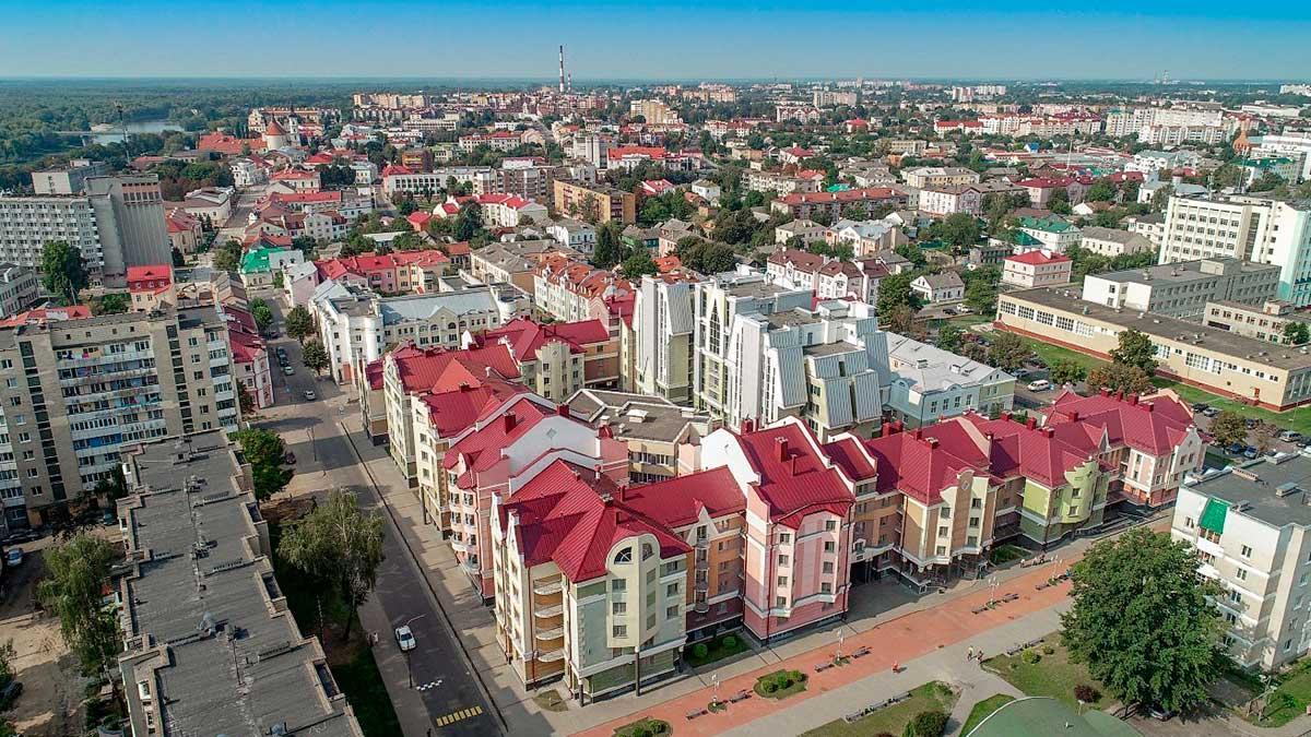 Пинск Белоруссия