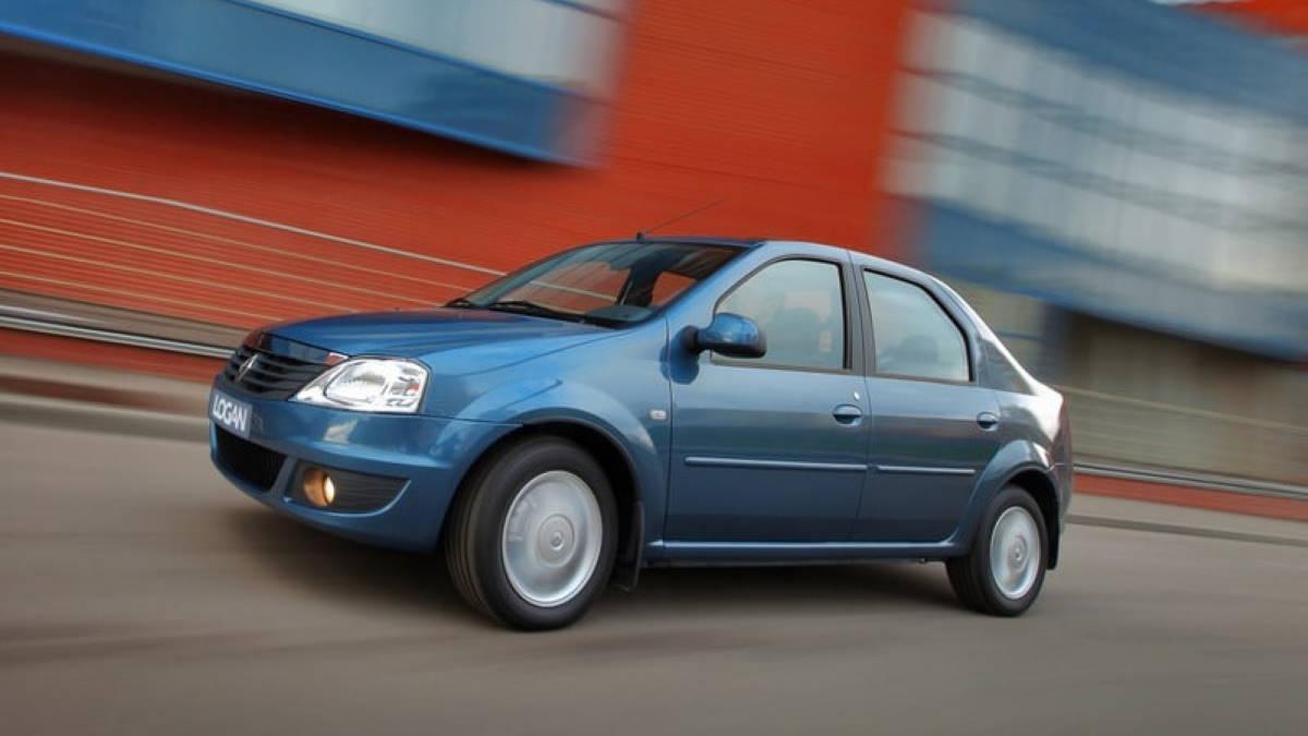 Renault Logan первого поколения