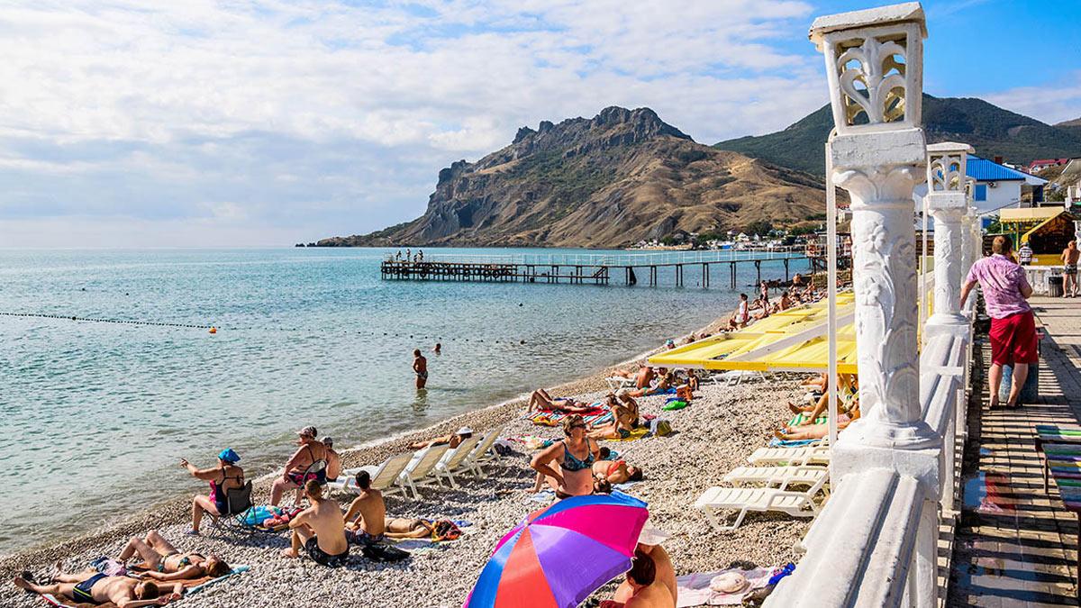 Россия Крым курорт
