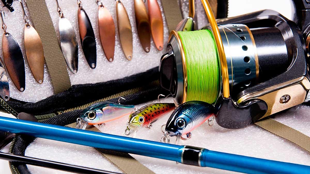 Рыболовные снасти удочка