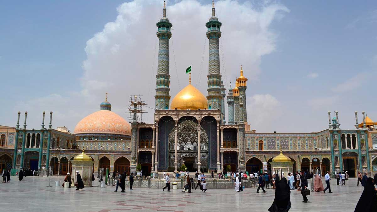 Шиитская мечеть имама Хусейна