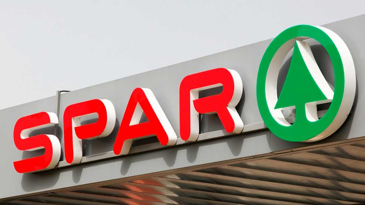 Spar магазин логотип