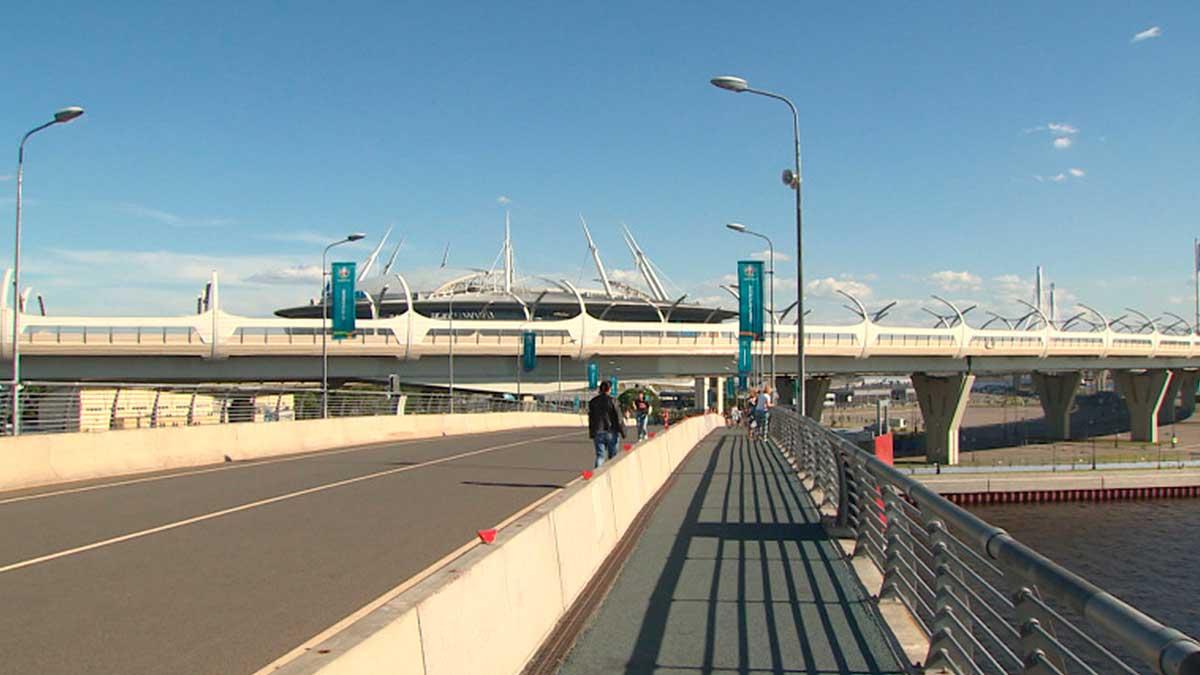 Стадион Зенит Санкт-Петербург