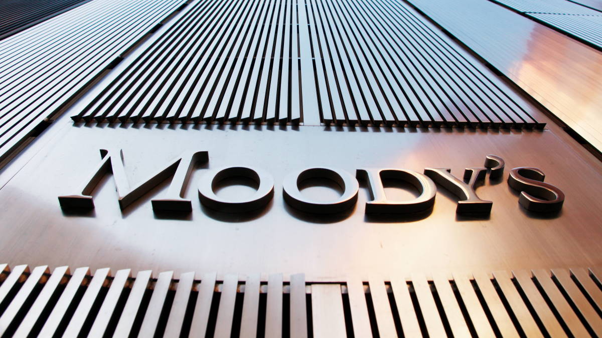 Moody's логотип