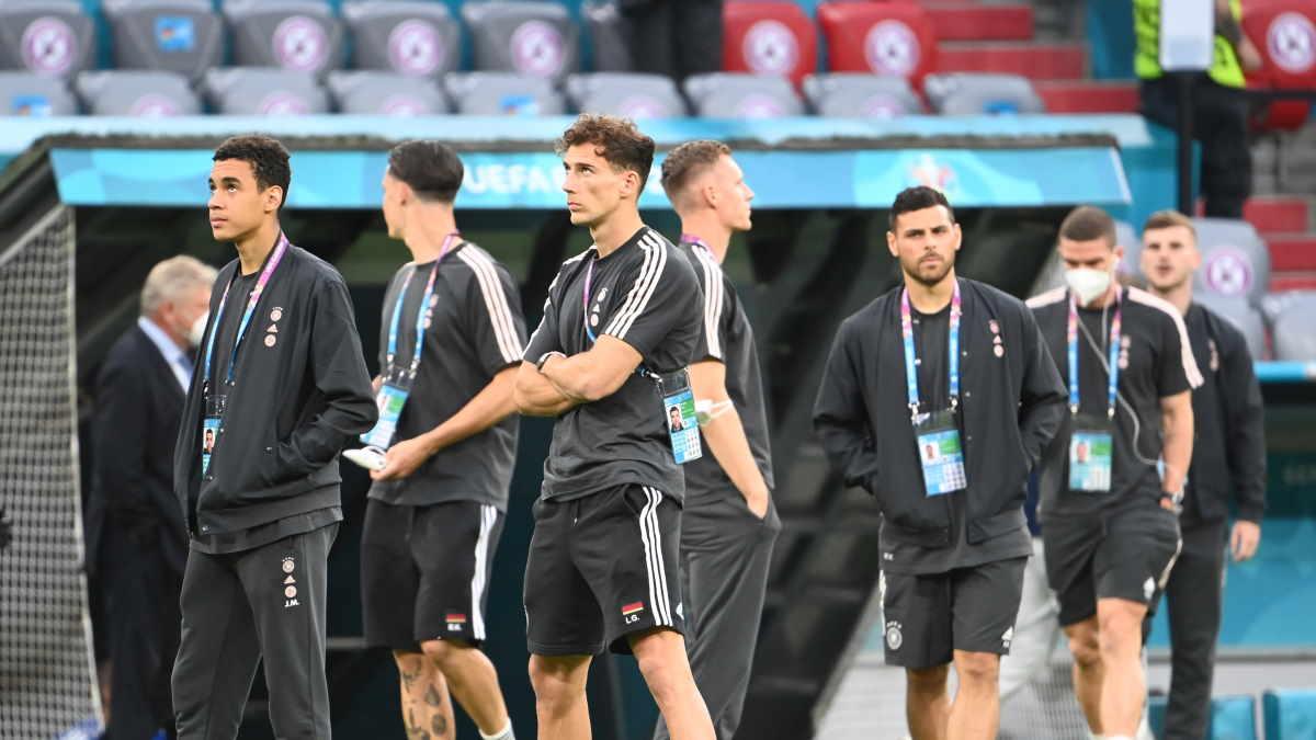 Футболисты сборной Германии по футболу