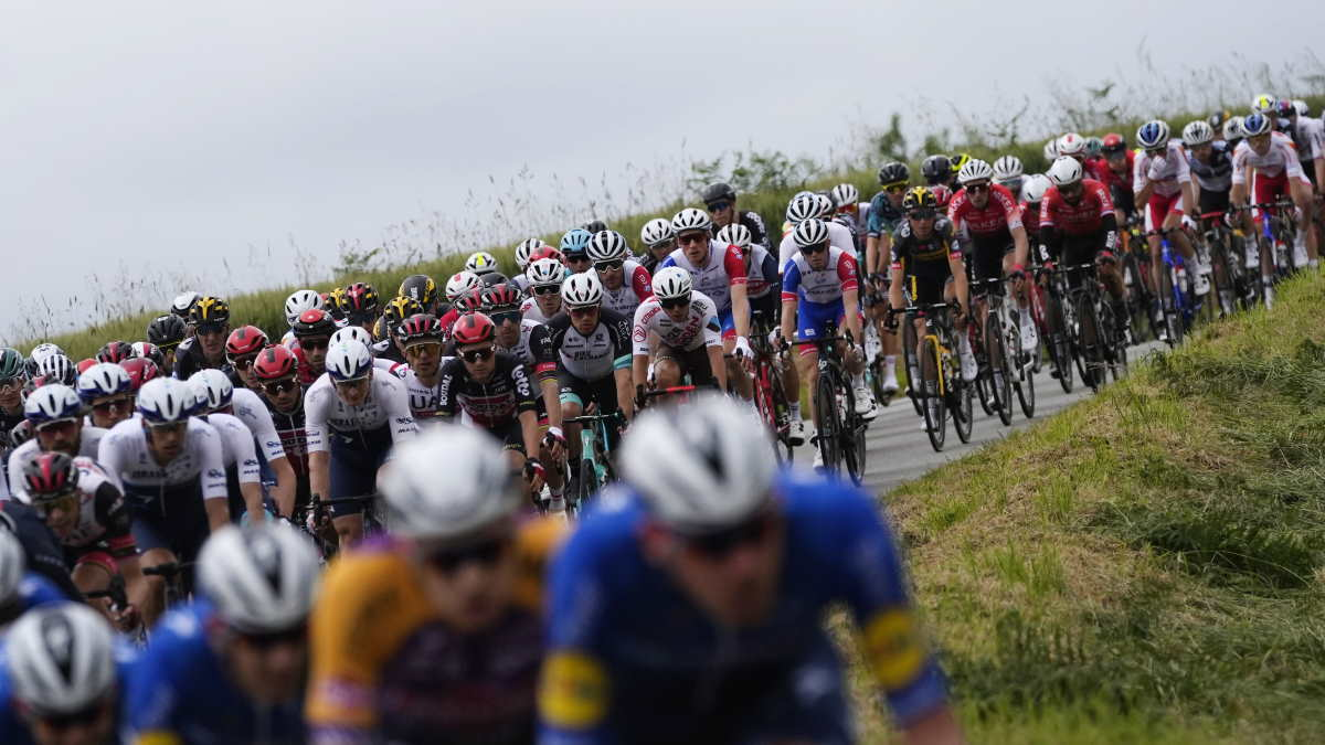 Велогонка Тур де Франс - Tour de France