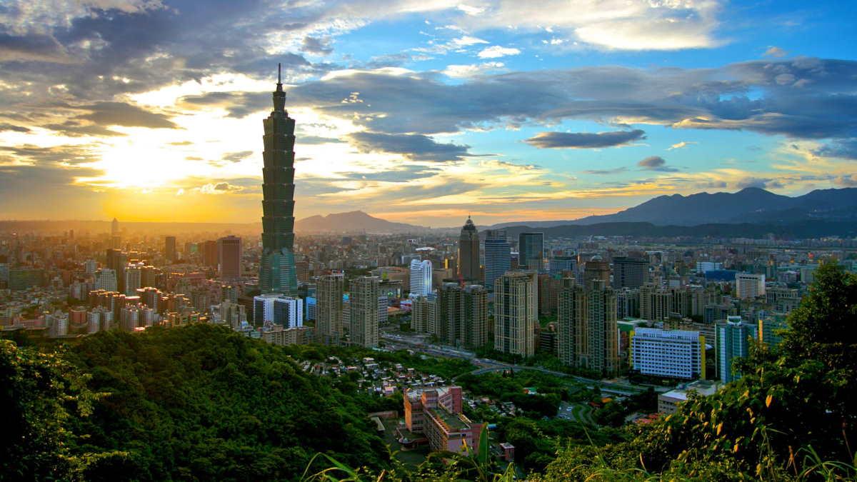 Тайбэй Тайвань
