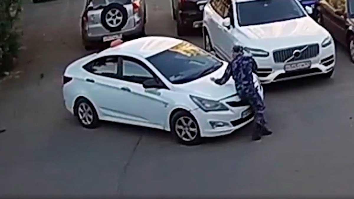 Таксист в Петербурге