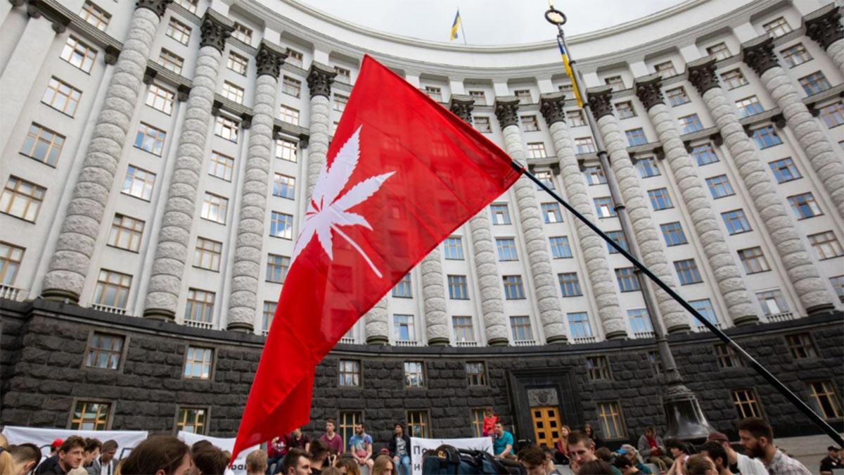 Легализация каннабиса на украине