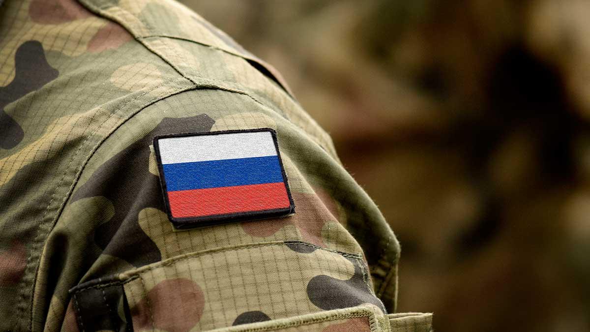 армия Россия флаг