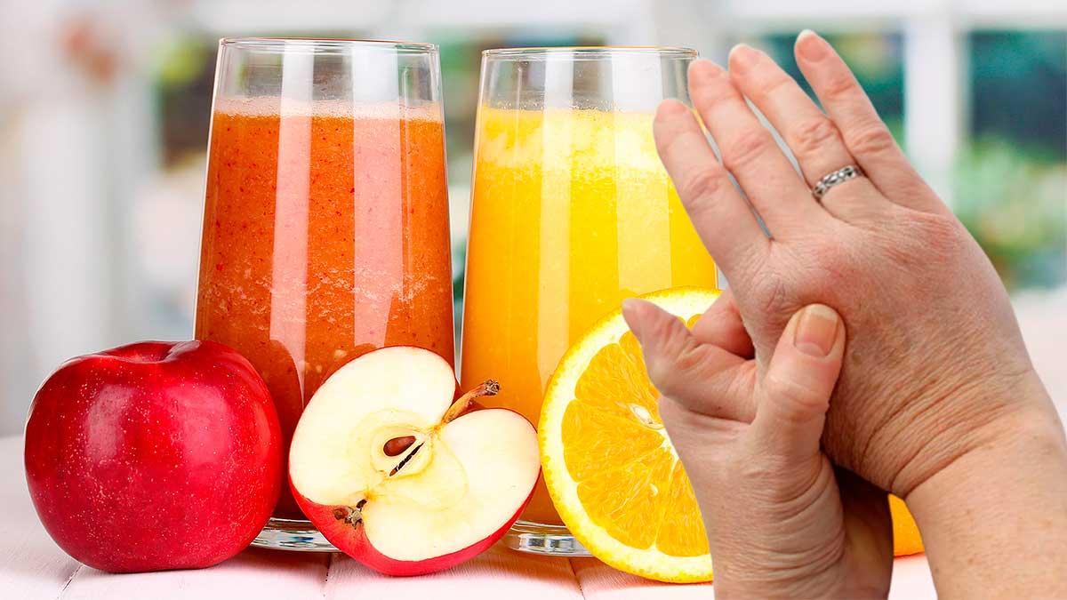 артрит, фруктовый сок