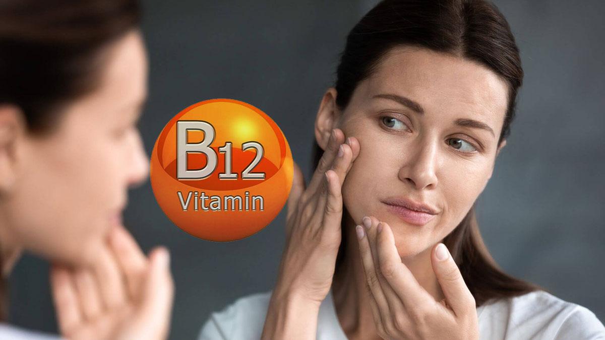 симптомы дефицита витамина b12