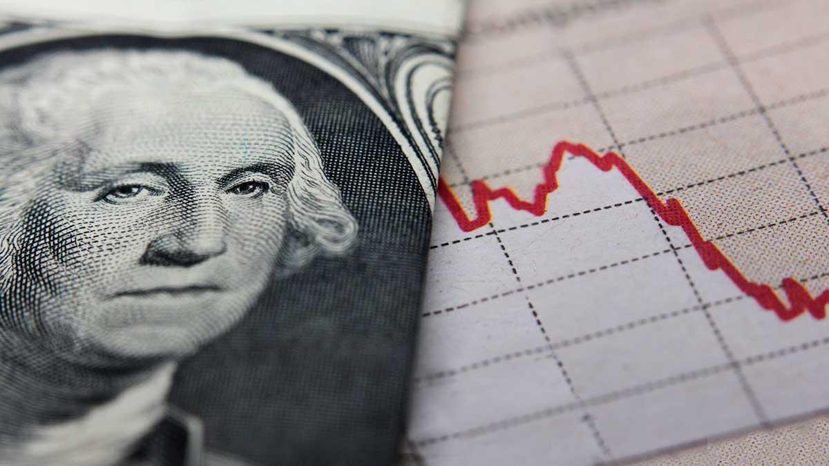 доллары график