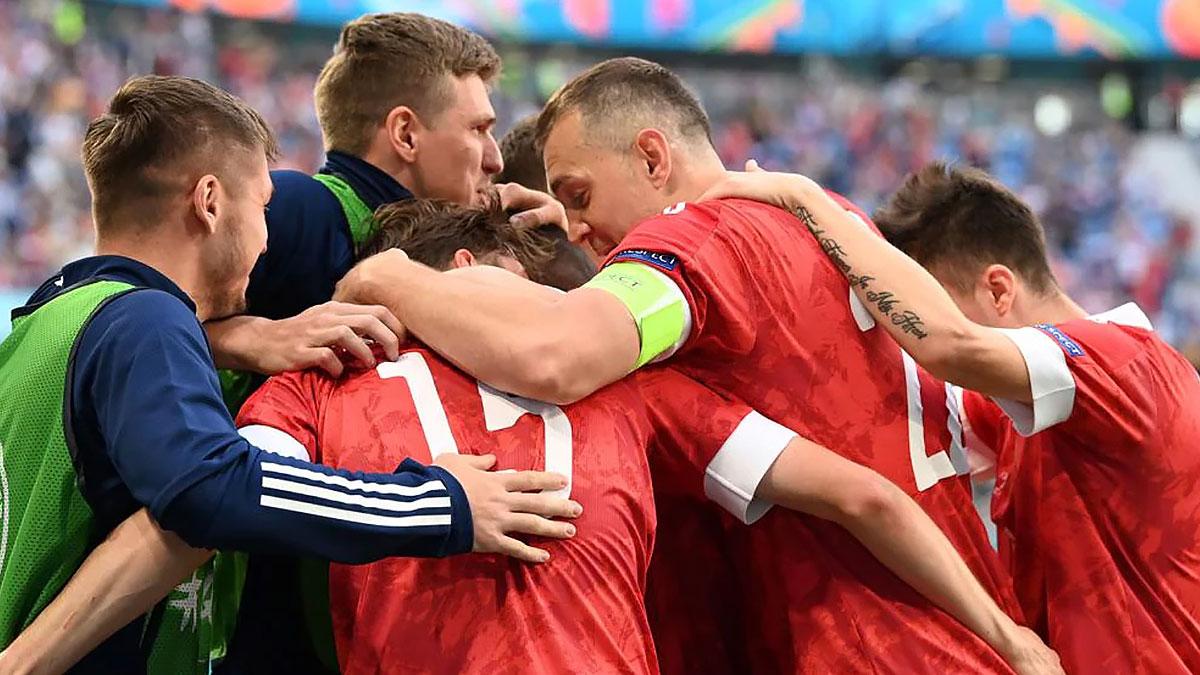футбол финляндия россия уефа евро 2020 победа гол