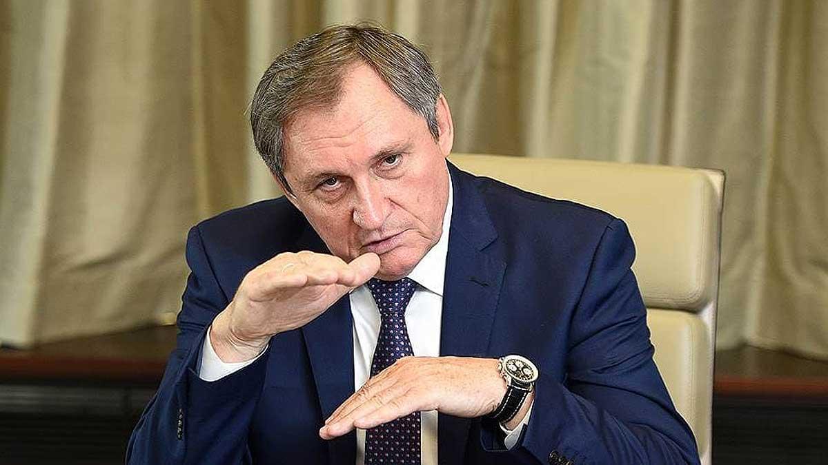 глава Минэнерго России Николай Шульгинов
