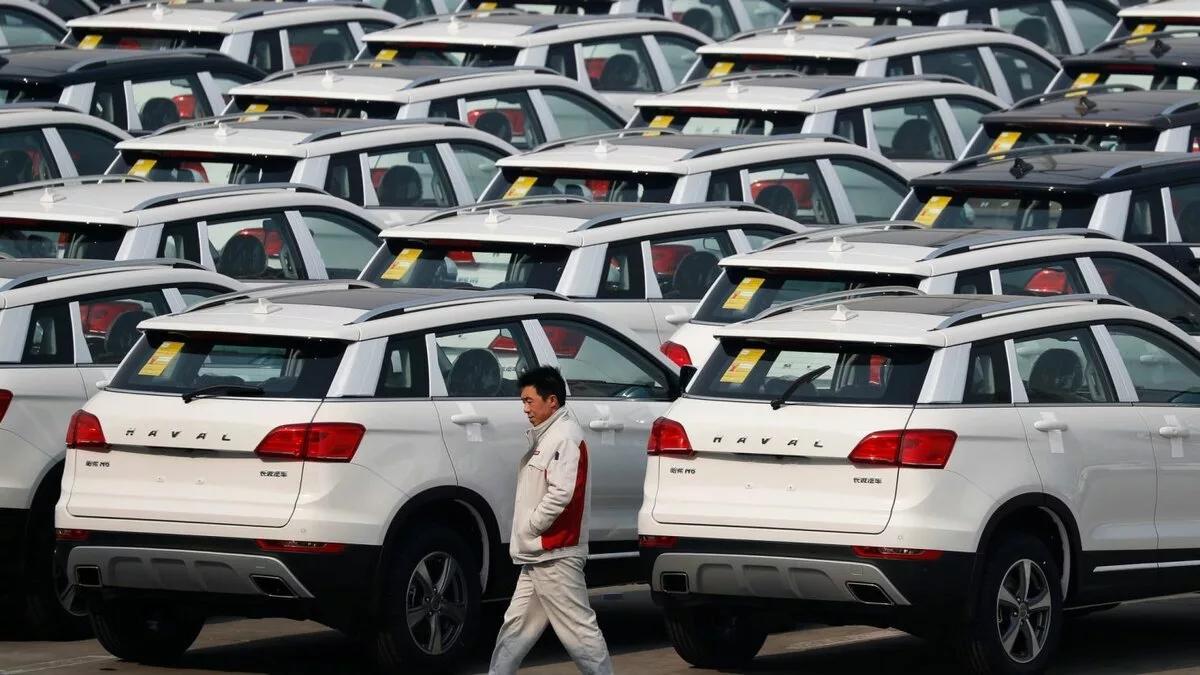 китайские автомобили Haval