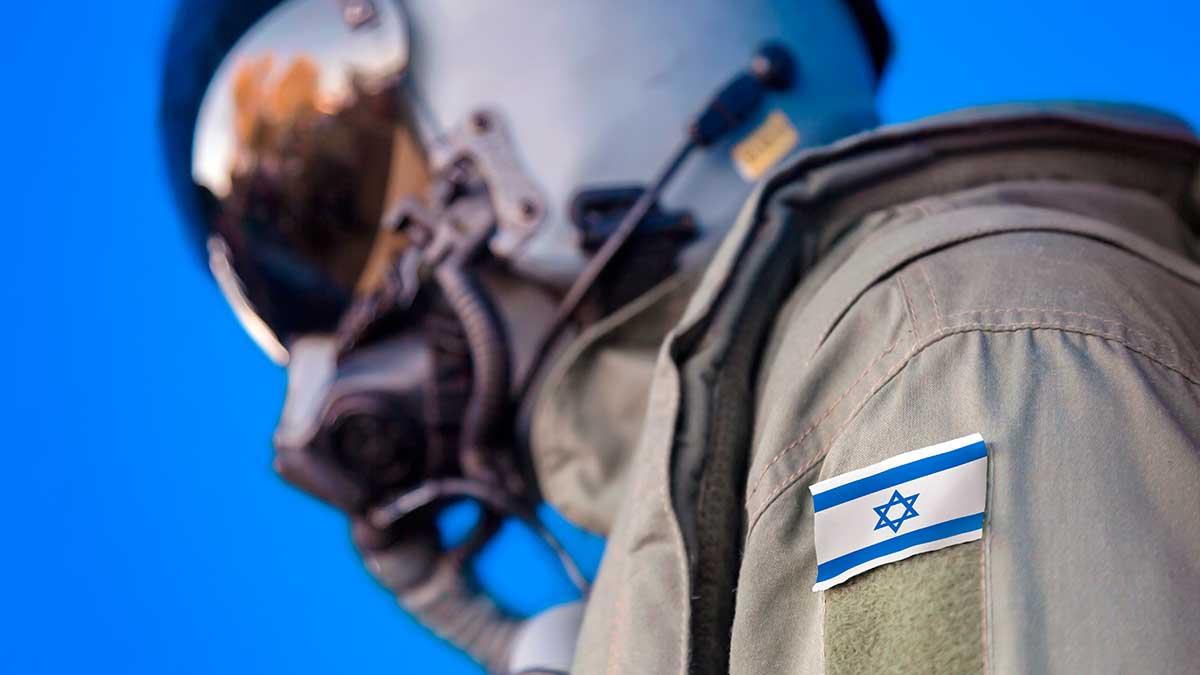 пилот израильской армии