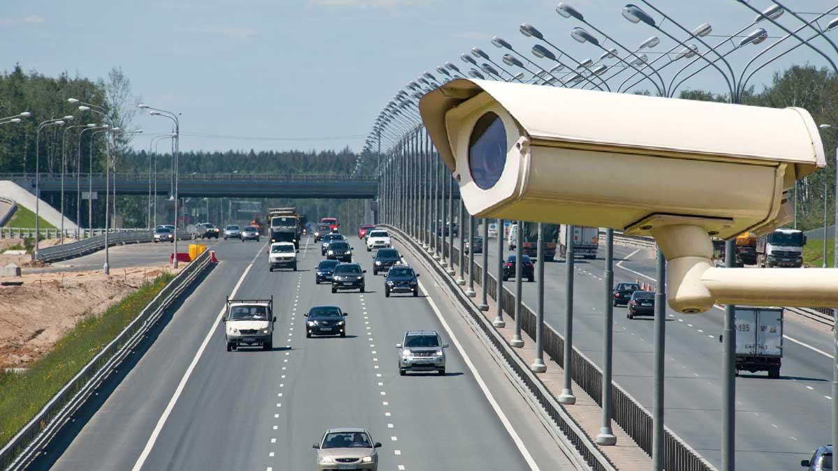 камера дорога штрафы машины