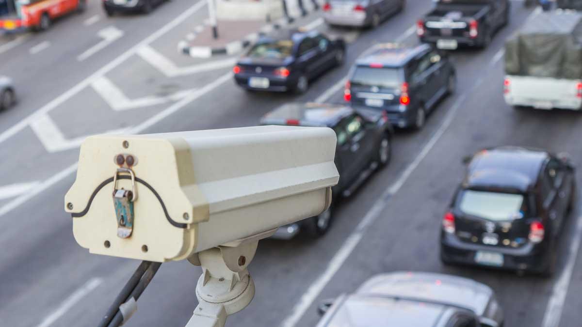 камеры дороги машины