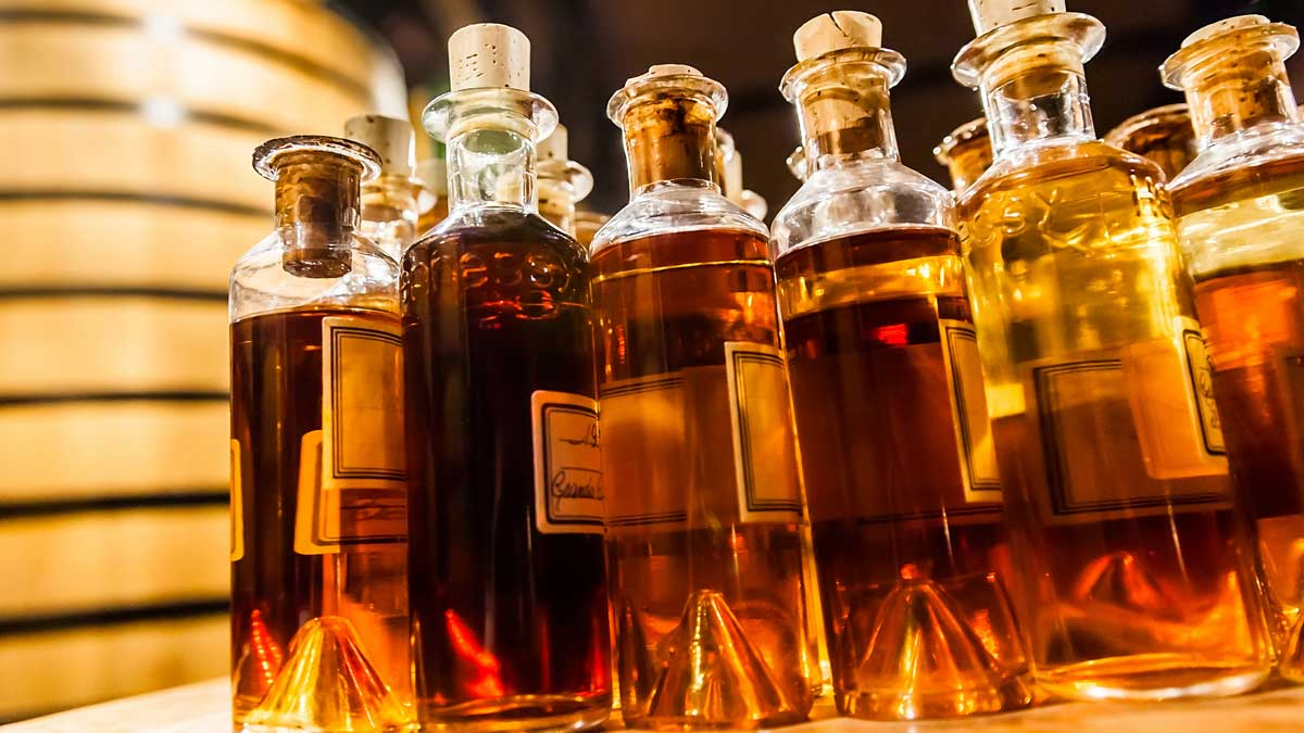 коньяк завод бутылки