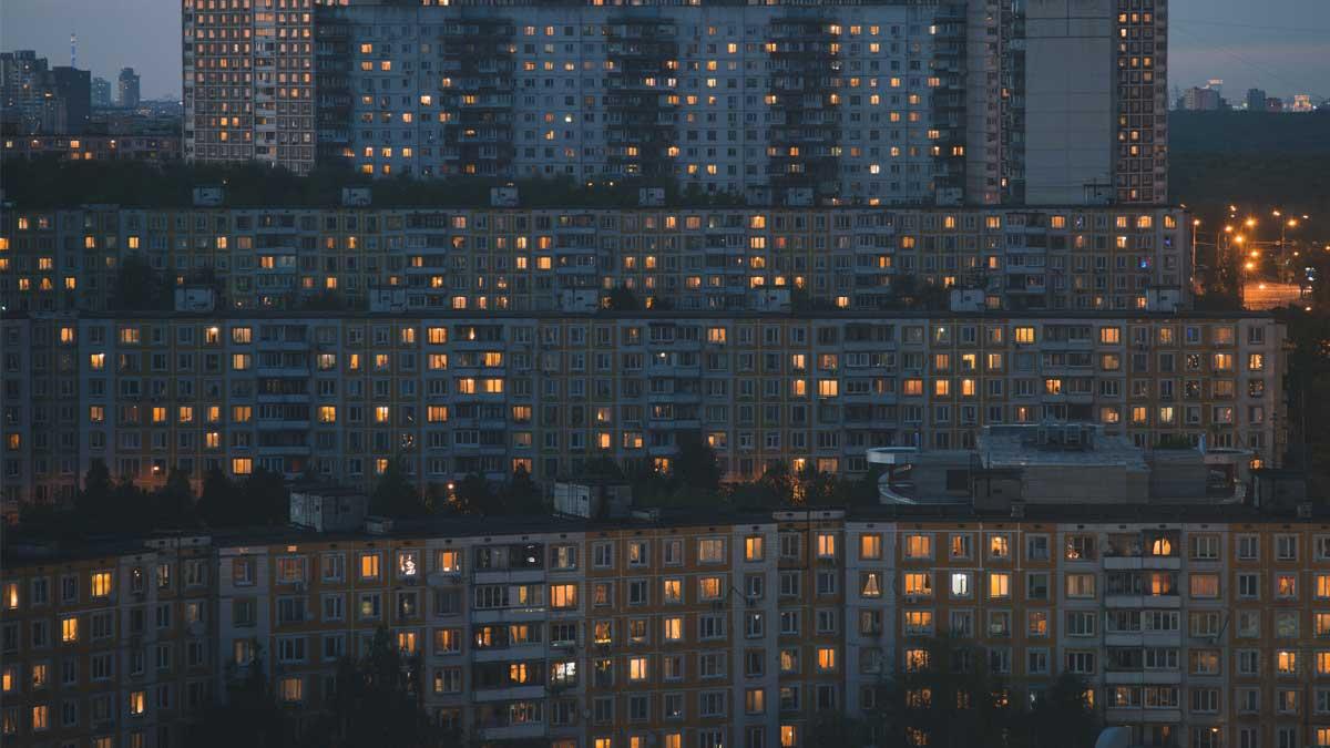 квартиры дома