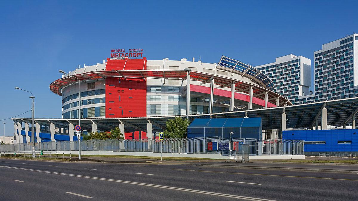 мегаспорт дворец спорта