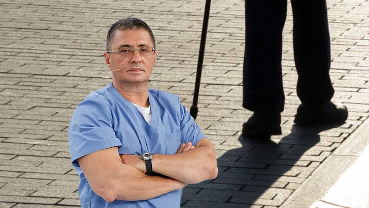 доктор Мясников предупредил о смертельной опасности хромоты