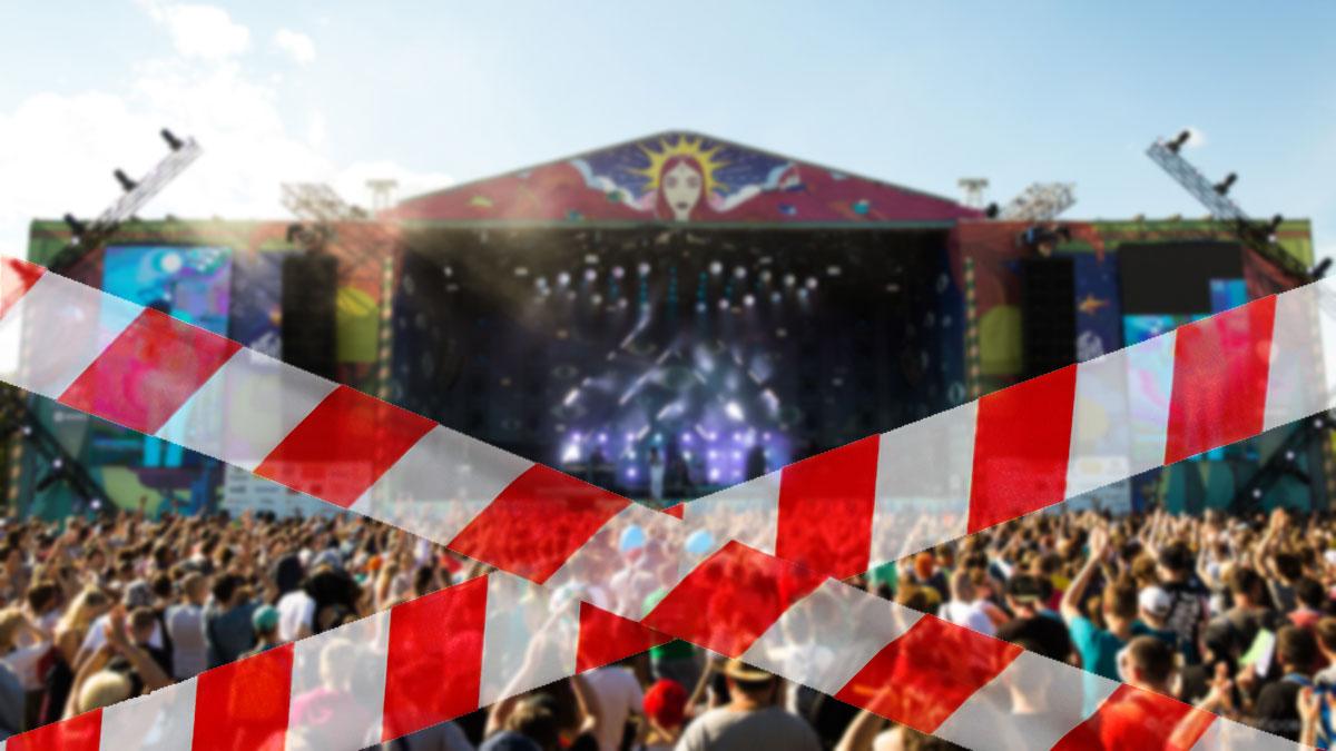отмена фестиваля запрет массовых мероприятий
