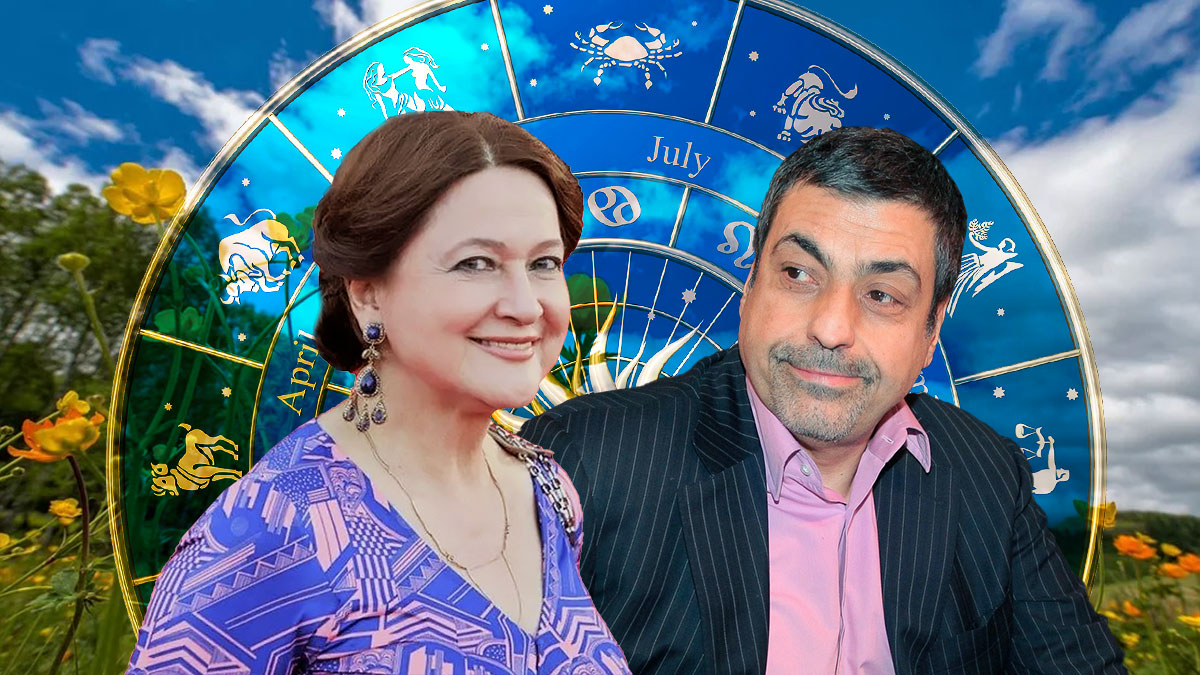 Павел и Тамара Глоба