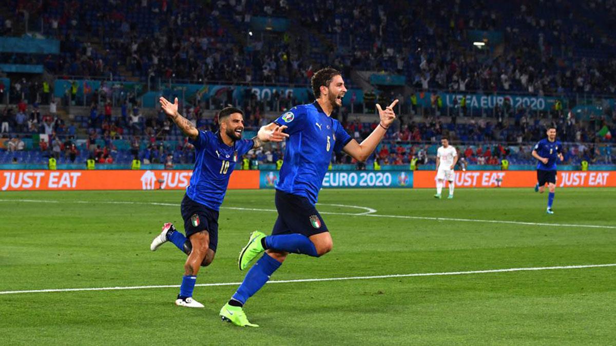 футбол победа сборной Италии