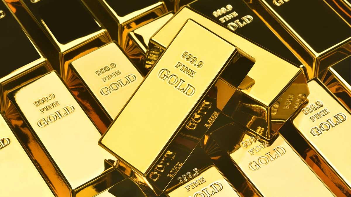 производство золото слитки