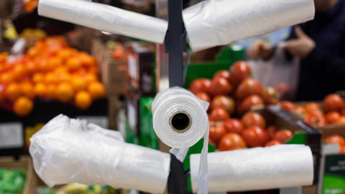 продукты пластиковые пакет