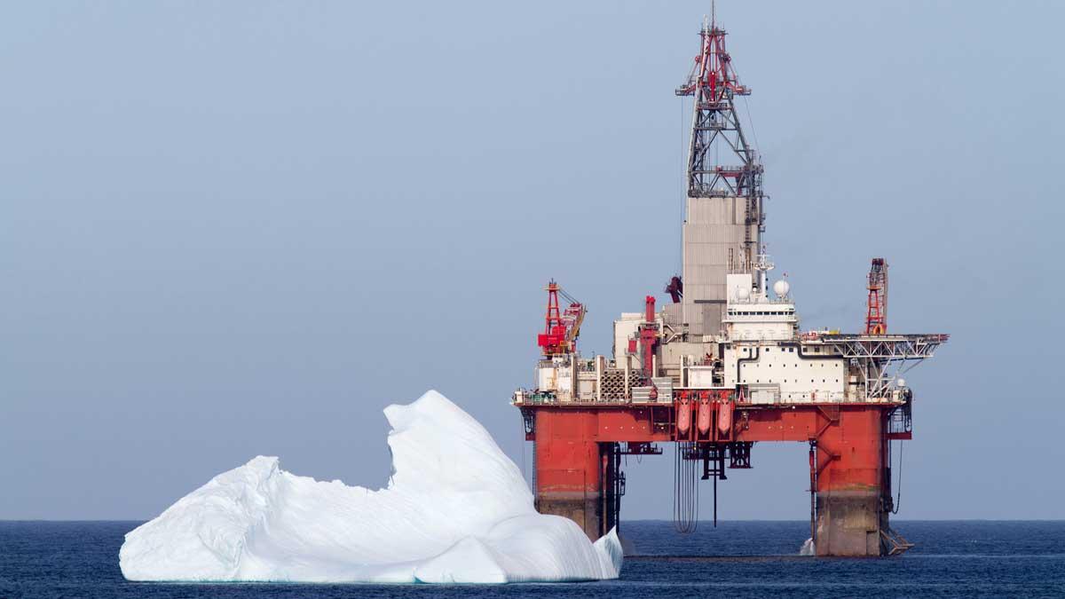 роснефть арктика