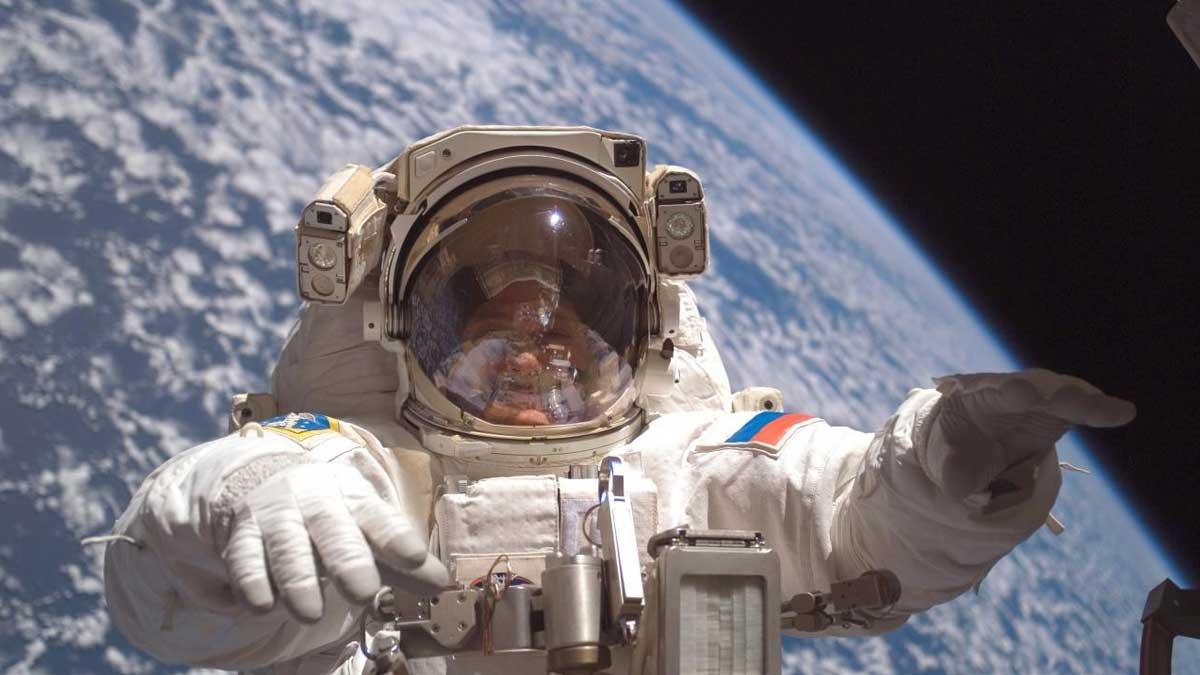 российский космонавт