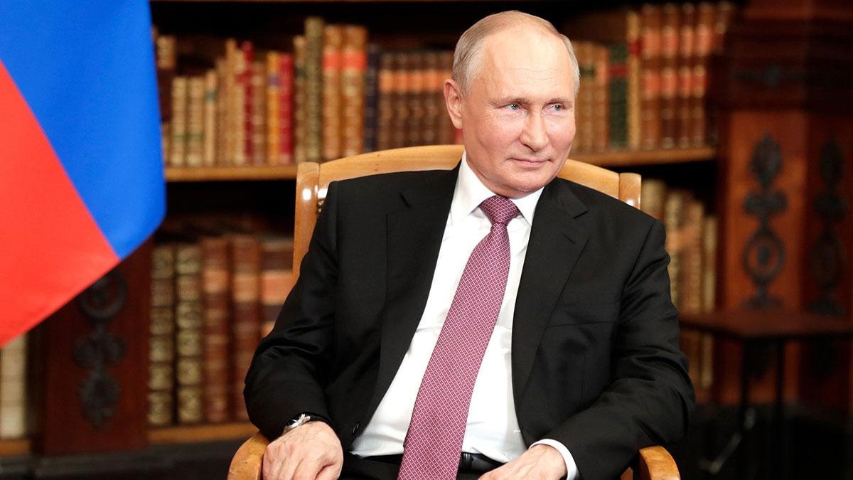 саммит России и США в Женеве Владимир Путин крупно два