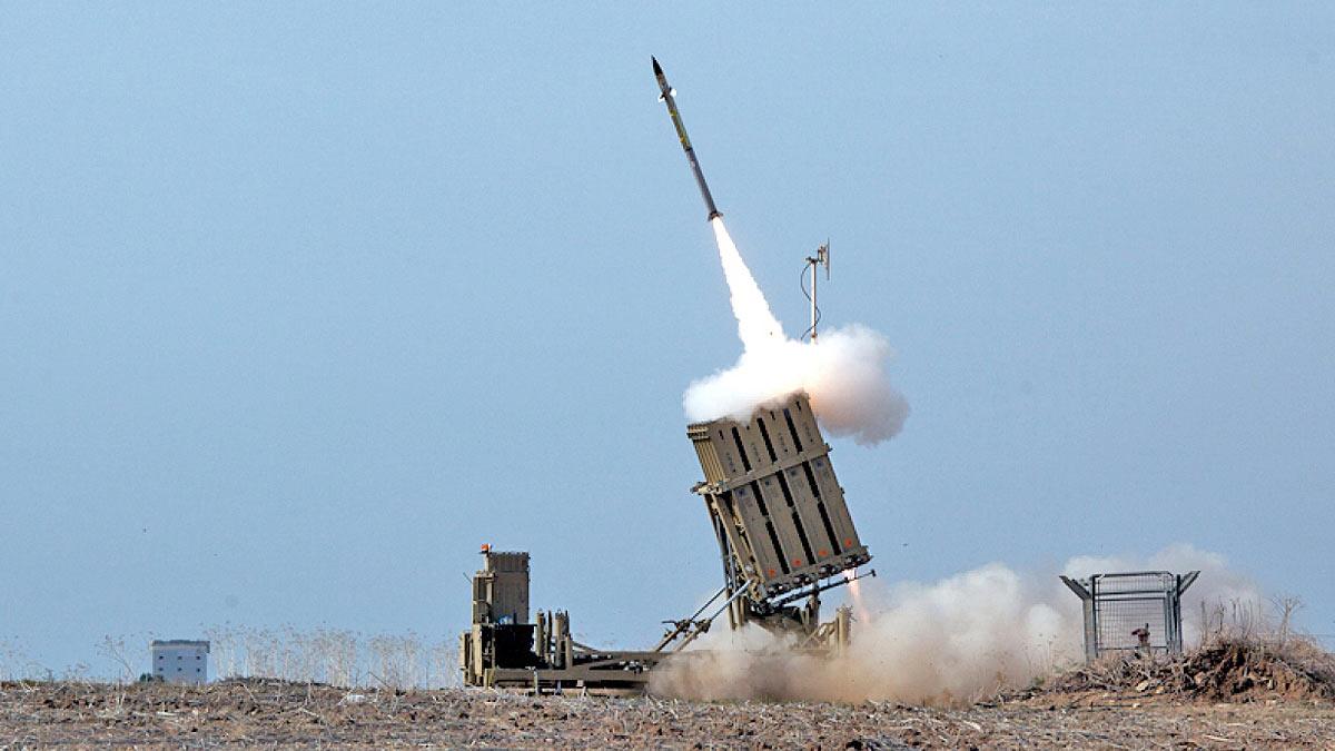 система ПВО ракета