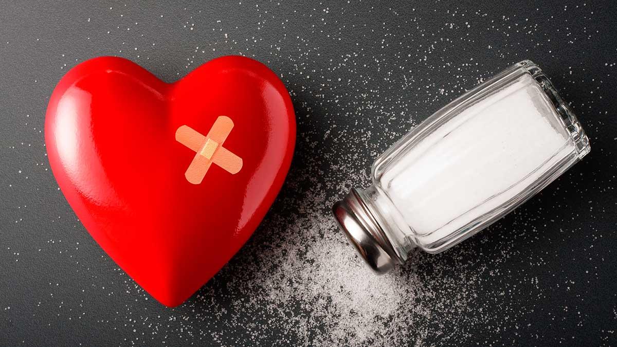 соль сердце