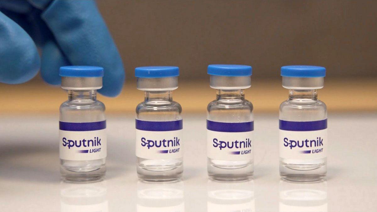 sputnik light спутник лайт вакцина