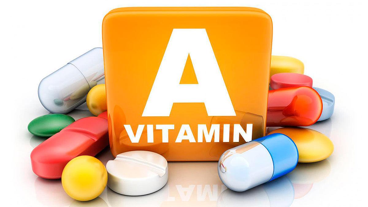 таблетки витамин A